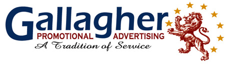Gallagher Advertising Logo Option 4 by Greg Dampier - Illustrator & Graphic Artist of Lake Wales, Florida