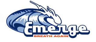 Emerge Logo Option 11 by Greg Dampier - Illustrator & Graphic Artist of Portland, Oregon