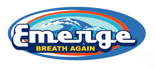 Emerge Logo Option 12 by Greg Dampier - Illustrator & Graphic Artist of Lake Wales, Florida
