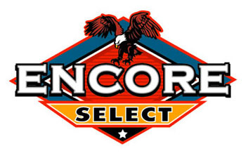 Encore Select Logo Option 1 by Greg Dampier - Illustrator & Graphic Artist of Lake Wales, Florida