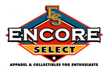 Encore Select Logo Option 2 by Greg Dampier - Illustrator & Graphic Artist of Portland, Oregon