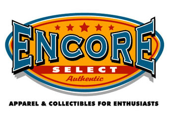 Encore Select Logo Option 4 by Greg Dampier - Illustrator & Graphic Artist of Portland, Oregon
