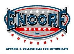 Encore Select Logo Option 5 by Greg Dampier - Illustrator & Graphic Artist of Lake Wales, Florida