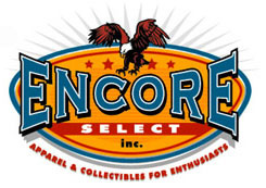 Encore Select Logo Option 6 by Greg Dampier - Illustrator & Graphic Artist of Lake Wales, Florida