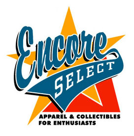 Encore Select Logo Option 7 by Greg Dampier - Illustrator & Graphic Artist of Portland, Oregon
