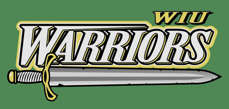 WIU Warriors by Greg Dampier - Illustrator & Graphic Artist of Portland, Oregon