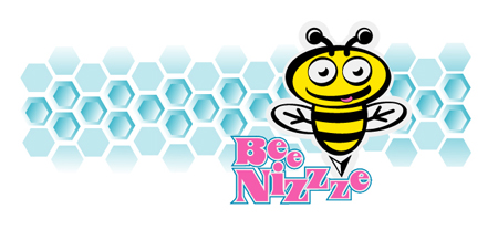 Bee Nizze by Greg Dampier - Illustrator & Graphic Artist of Lake Wales, Florida