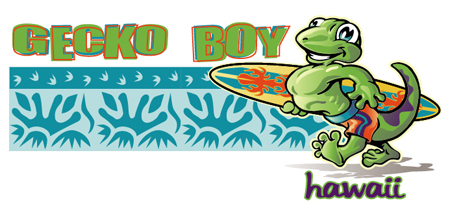 Gecko Boy - Strip by Greg Dampier - Illustrator & Graphic Artist of Lake Wales, Florida