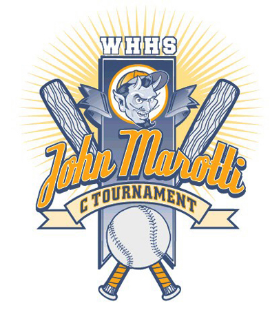 WHHS - John Marotti by Greg Dampier - Illustrator & Graphic Artist of Portland, Oregon