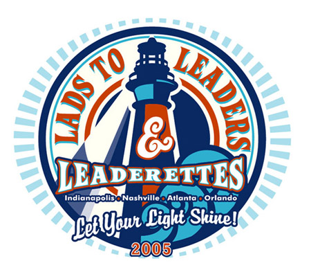 Lads to Leaders 05 by Greg Dampier - Illustrator & Graphic Artist of Portland, Oregon