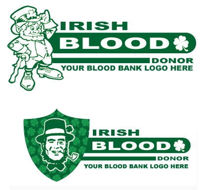 Irish Blood by Greg Dampier - Illustrator & Graphic Artist of Portland, Oregon