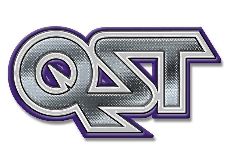 qst logo by Greg Dampier - Illustrator & Graphic Artist of Lake Wales, Florida