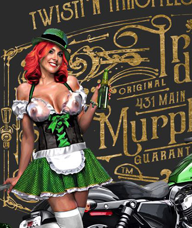 Murphys Irish days 2019 close by Greg Dampier - Illustrator & Graphic Artist of Portland, Oregon