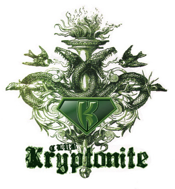 Kryptonite by Greg Dampier - Illustrator & Graphic Artist of Lake Wales, Florida