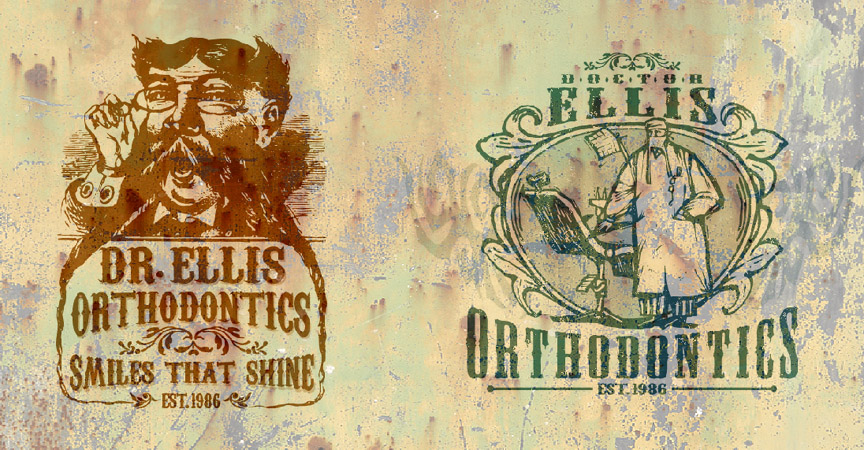 dr ellis by Greg Dampier - Illustrator & Graphic Artist of Portland, Oregon