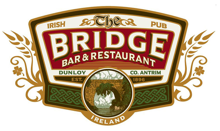 The Bridge Bar by Greg Dampier - Illustrator & Graphic Artist of Portland, Oregon