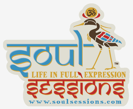 Soul Sessions Logo by Greg Dampier - Illustrator & Graphic Artist of Lake Wales, Florida