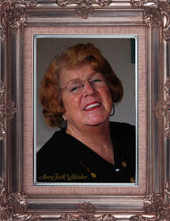 My Mother Ruth Dampier by Greg Dampier - Illustrator & Graphic Artist of Lake Wales, Florida