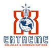 Logos • Extreme Cellular Logo Option 4 by Greg Dampier All Rights Reserved.
