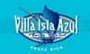 Logos • Villa Isla Azul Logo by Greg Dampier All Rights Reserved.