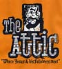 Logos • The Attic Logo by Greg Dampier All Rights Reserved.