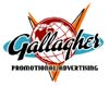 Logos • Gallagher Advertising Logo Option 2 by Greg Dampier All Rights Reserved.