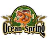Logos • Ocean Spring Logo Option 1 by Greg Dampier All Rights Reserved.