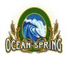 Logos • Ocean Spring Logo Option 2 by Greg Dampier All Rights Reserved.