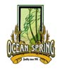 Logos • Ocean Spring Logo Option 5 by Greg Dampier All Rights Reserved.