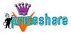 Logos • Pricesharecom Logo Option 1 by Greg Dampier All Rights Reserved.