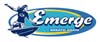 Logos • Emerge Logo Option 6 by Greg Dampier All Rights Reserved.