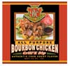 Branding • Bc Bourbon Chicken Label 1 by Greg Dampier All Rights Reserved.
