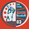 T Shirts • Sports Related • Polk County Allstar Baseball 03 by Greg Dampier All Rights Reserved.