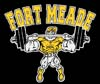 T Shirts • Sports Related • Fort Meade Weightlifting by Greg Dampier All Rights Reserved.