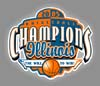 T Shirts • Sports Related • Illinois 2005 Champions by Greg Dampier All Rights Reserved.