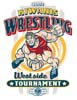 T Shirts • Sports Related • Kiwanis Wrestling by Greg Dampier All Rights Reserved.