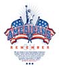T Shirts • September 11th • Americans Remember by Greg Dampier All Rights Reserved.