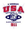 T Shirts • September 11th • Big Dawg 911 by Greg Dampier All Rights Reserved.