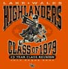 T Shirts • School Events • Lake Wales Class Of 79 2 by Greg Dampier All Rights Reserved.