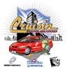 T Shirts • Vehicle Related • Dayton Cruisin For Blood 1 by Greg Dampier All Rights Reserved.