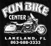 T Shirts • Vehicle Related • Fun Bike Center Back by Greg Dampier All Rights Reserved.