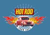 T Shirts • Vehicle Related • Hot Rod Magazine 02 1 by Greg Dampier All Rights Reserved.