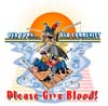 T Shirts • Blood Bank • Our Town Our Community by Greg Dampier All Rights Reserved.