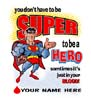 T Shirts • Blood Bank • Super Hero Donate by Greg Dampier All Rights Reserved.