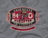 T Shirts • Sporting Events • Osu Vintage Patch by Greg Dampier All Rights Reserved.