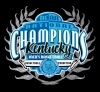 T Shirts • Sporting Events • National Champ Kentucky Silver by Greg Dampier All Rights Reserved.