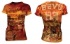 T Shirts • Sporting Events • Texas Longhorns Stadium Tee by Greg Dampier All Rights Reserved.