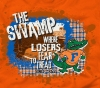 T Shirts • Sporting Events • The Swamp by Greg Dampier All Rights Reserved.
