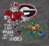 T Shirts • Sporting Events • Gator Bulldog Hide by Greg Dampier All Rights Reserved.