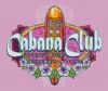 T Shirts • Travel Souvenir • Cabana Club Ladies by Greg Dampier All Rights Reserved.